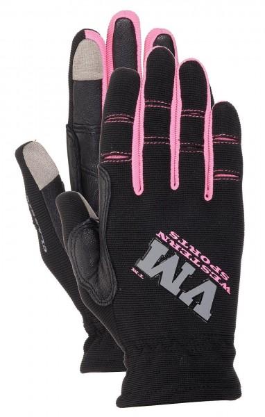 VM Reithandschuh Ladies pink Pro M
